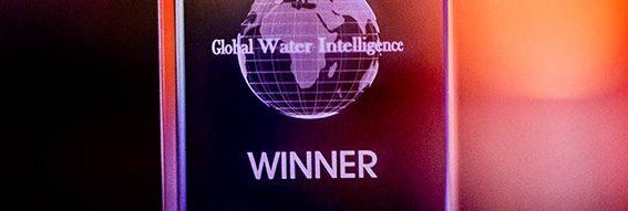 Image of GUTERMANN distingué comme «Smart Water Company de l'année 2017»