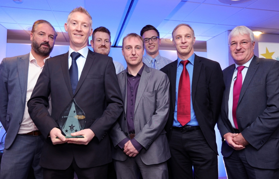 Image of Gutermann gagne le Prix d'Innovation de Anglian Water