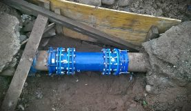 Image of Gutermann : l'expertise dans la surveillance et détection automatique des fuites d'eau